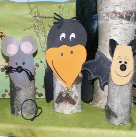 Kreativ-Workshop für Kinder in der Zooschule Landau