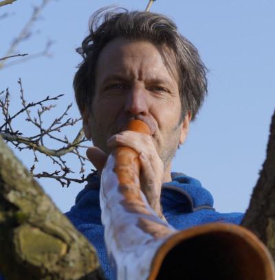 Didgeridoospiel-Workshop, 24. November,  13.30 Uhr
