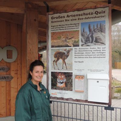 NEU: Großes Artenschutz-Quiz mit Verlosung einer Jahreskarte