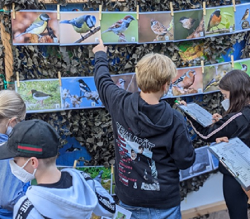 Zoo-Natur-Activity Tage für 5. Klassen