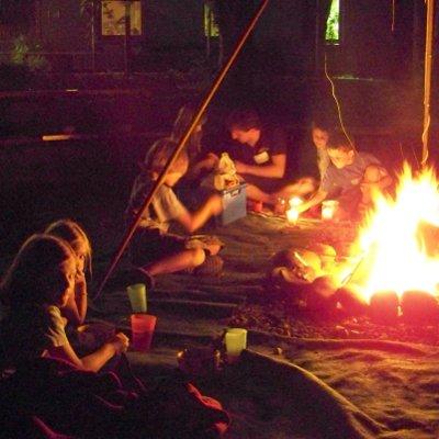 Abenteuer-Nachtlager mit Schatzsuche im Zoo (26./27. August)